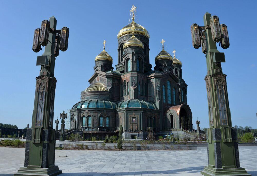 Główna świątynia Sił Zbrojnych Federacji Rosyjskiej