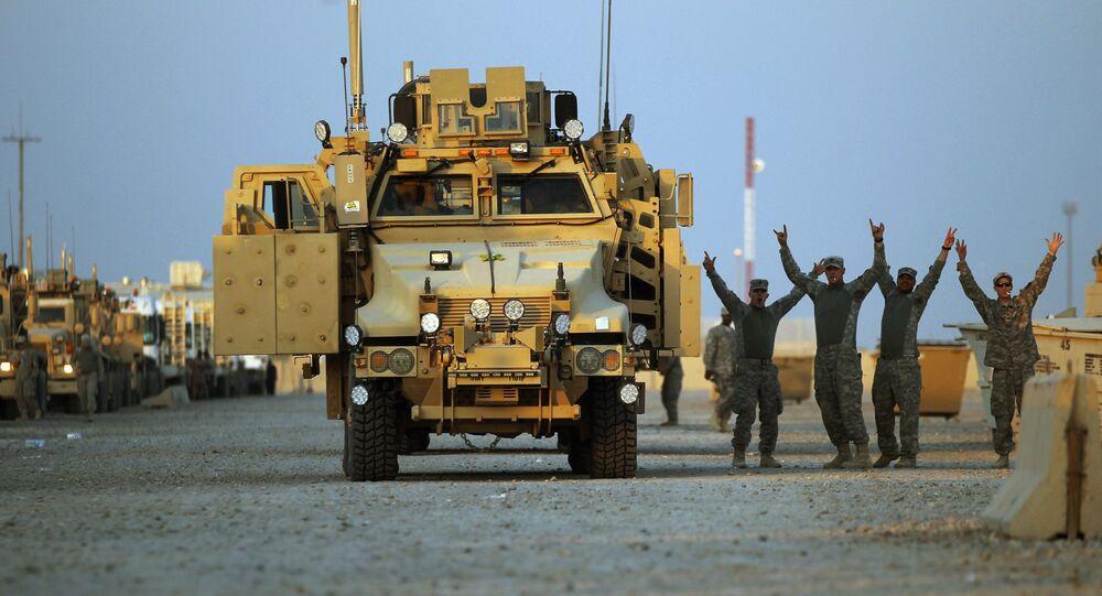 Wojskowi USA w Iraku