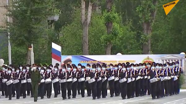 Próba Parady Zwycięstwa w Jekaterynburgu - Sputnik Polska