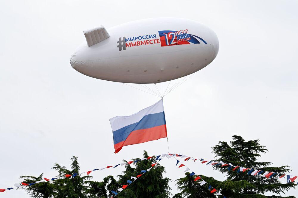 Obchody Dnia Rosji w Soczi