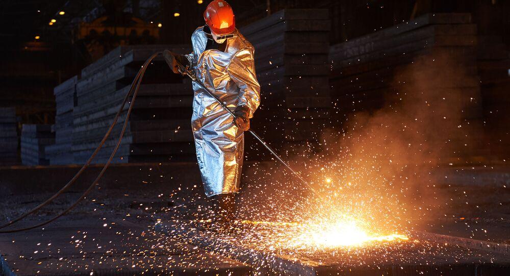 Fabryka metalurgiczna