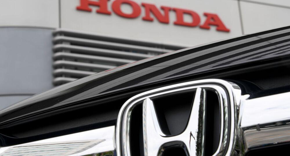 Samochód Honda