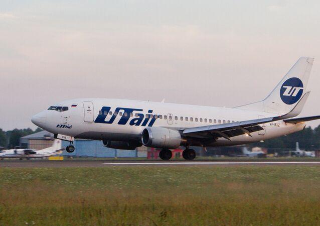Samolot linii lotniczych Ut-Air