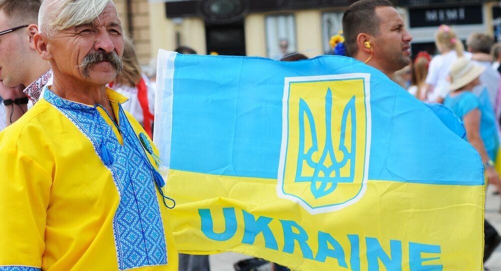 Święto wyszywanki w Kijowie (2014 r.)