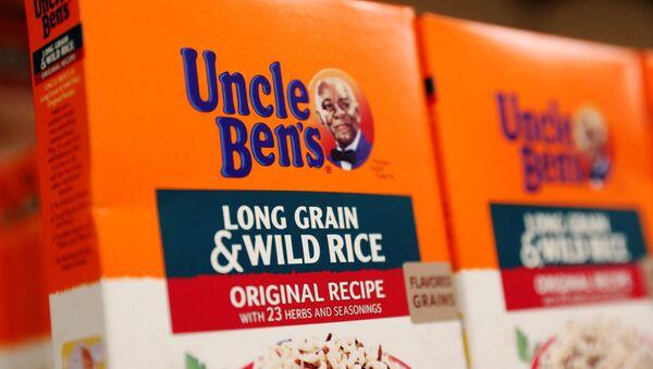 Opakowanie ryżu Uncle Ben's firmy Mars Inc - Sputnik Polska