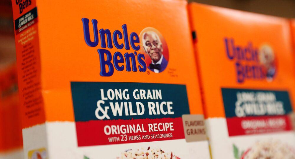 Opakowanie ryżu Uncle Ben's firmy Mars Inc