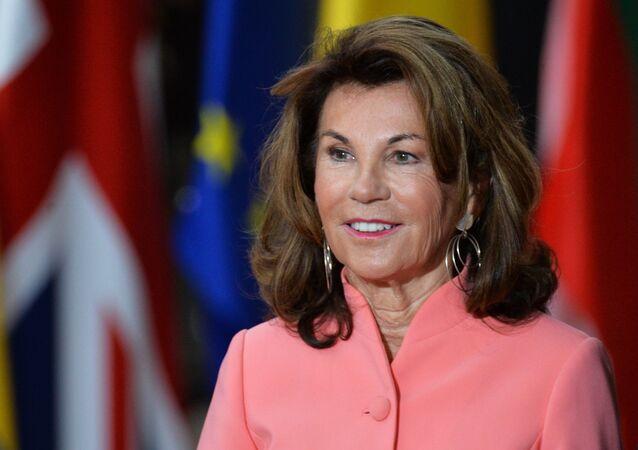Była kanclerz Austrii Brigitte Bierlein
