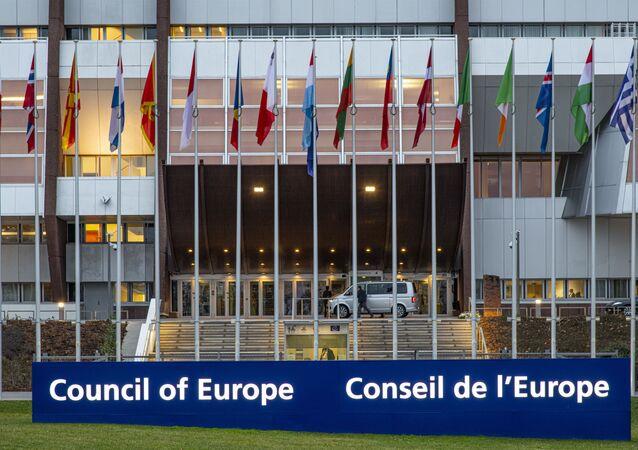Siedziba Rady Europy w Strasburgu, gdzie odbywają się posiedzenia PACE.