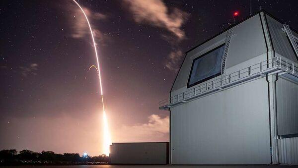 System obrony przeciwrakietowej Aegis Ashore - Sputnik Polska