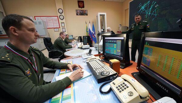 Stacja radarowa Woroneż-M w obwodzie kaliningradzkim. - Sputnik Polska