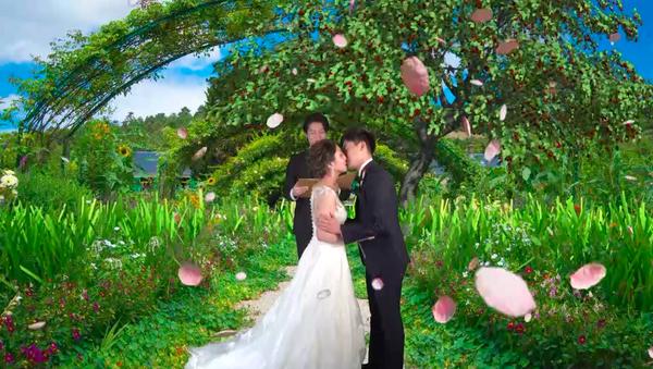 Wirtualny ślub w Japonii - Sputnik Polska