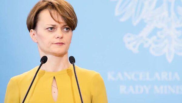 Wicepremier Jadwiga Emilewicz - Sputnik Polska