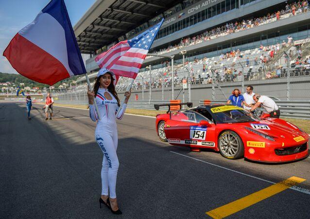 Wyścigi Ferrari Racing Days w Soczi