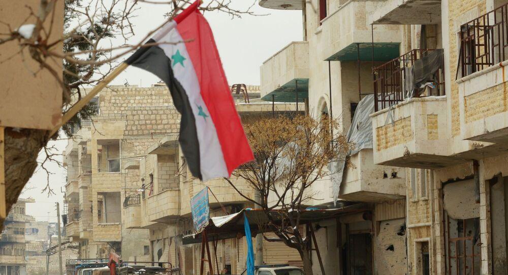 Syria. Zdjęcie archiwalne.