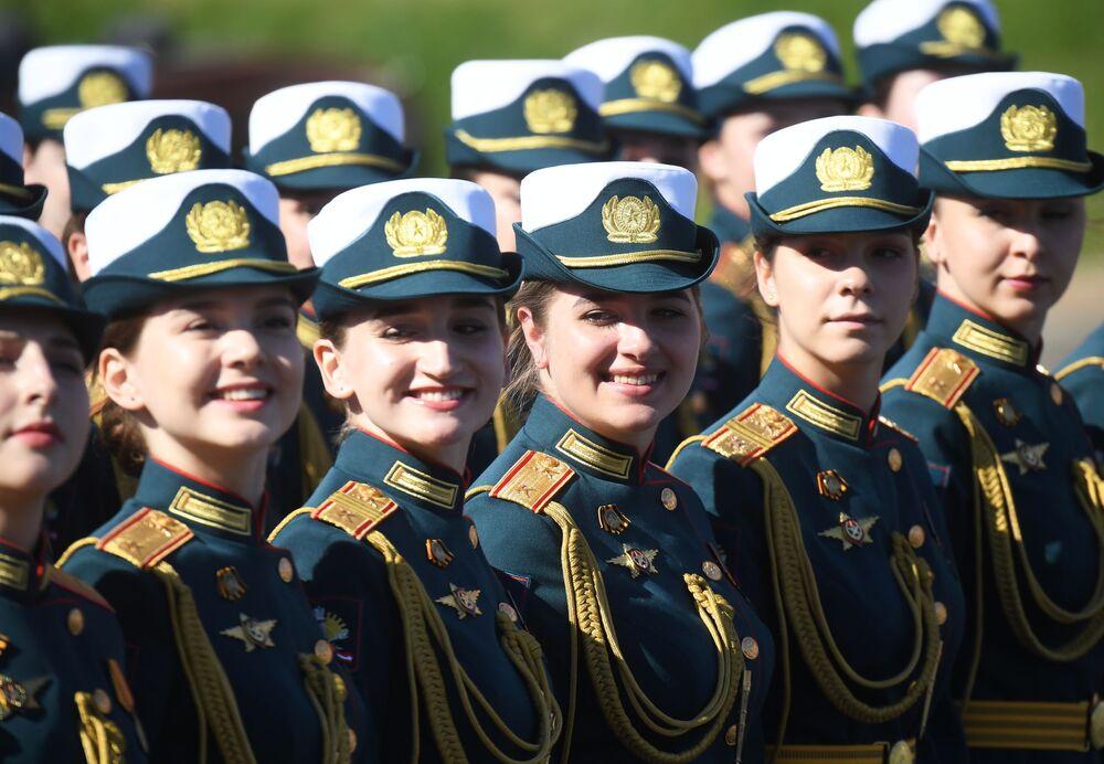 Defilada Zwycięstwa 2020 w Moskwie