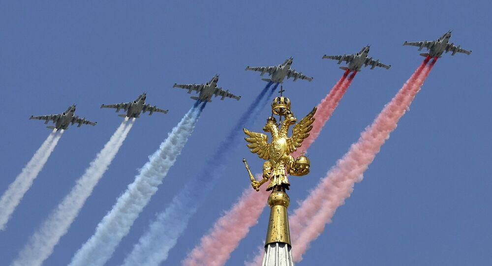 Parada Zwycięstwa na Placu Czerwonym, 24 czerwca 2020 r.