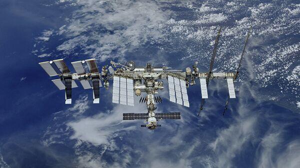Widok na MSK z kosmosu - Sputnik Polska