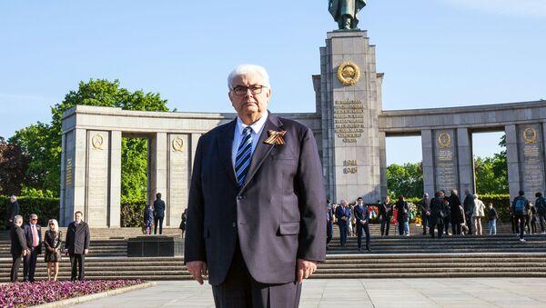 Ambasador Rosji w Niemczech Siergiej Nieczajew. - Sputnik Polska