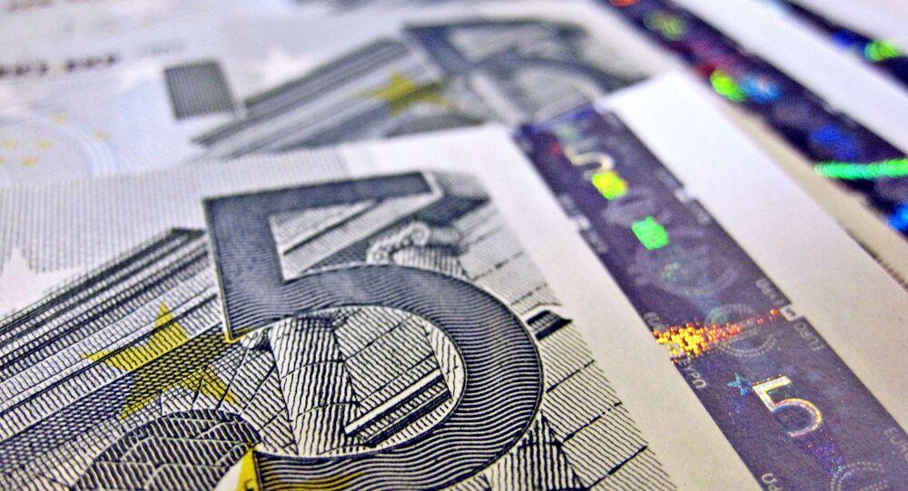 Banknot 5 euro