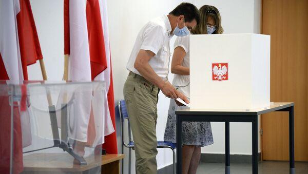 Wybory prezydenckie w Polsce - Sputnik Polska