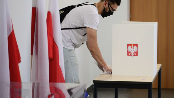 Wybory prezydenckie w Polsce 2020 - Sputnik Polska