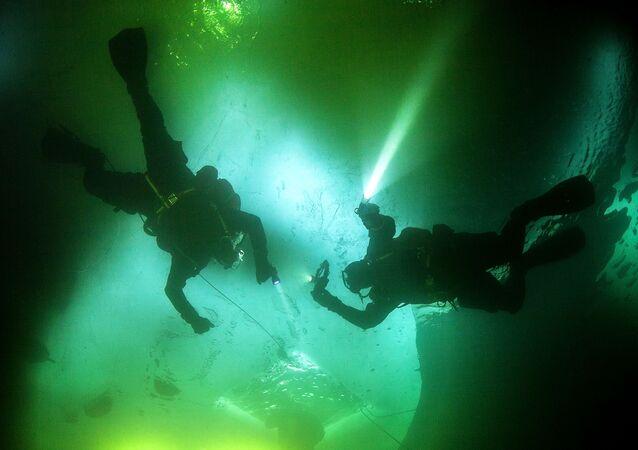Nurkowanie głębinowe