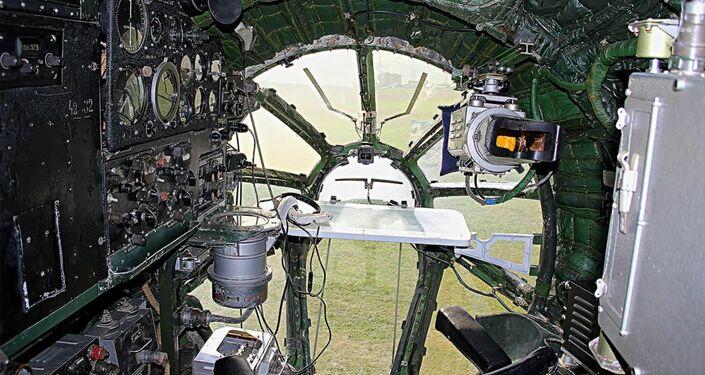 Aktualny stan Stacji Nawigacyjnej Tu-104 w Bierdsku