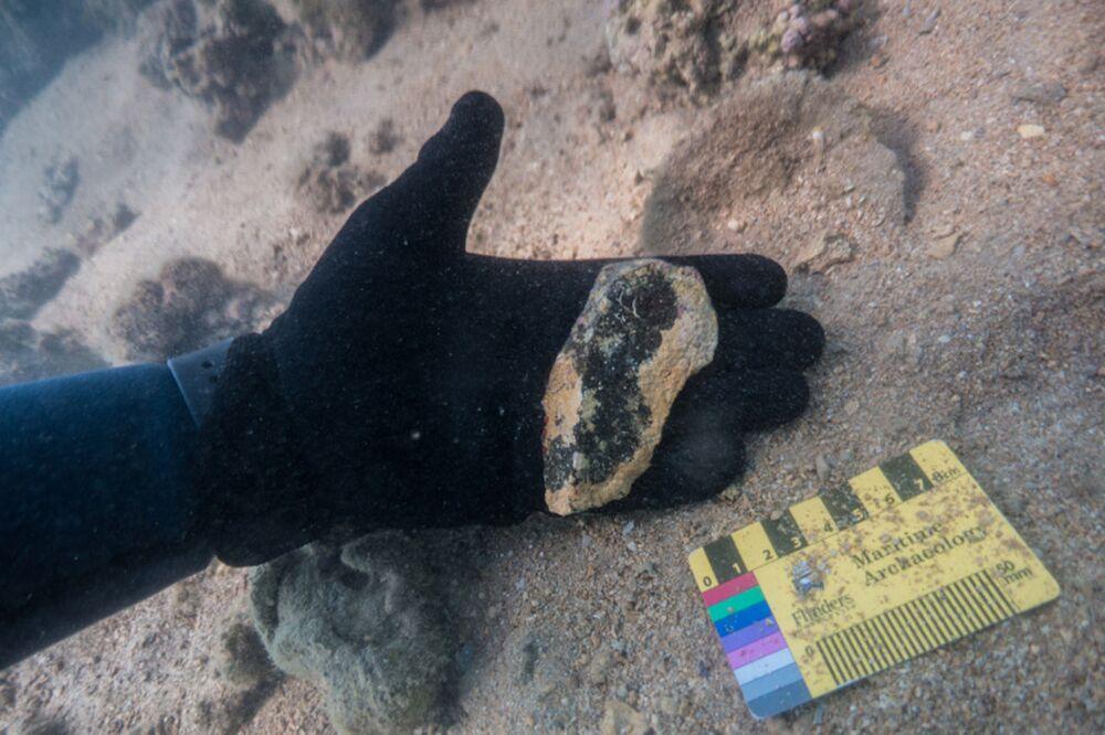Podwodne artefakty sprzed kilku tysiącleci znalezione przez archeologów u wybrzeży Australii