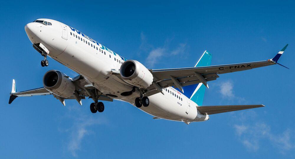 Samolot 737 MAX