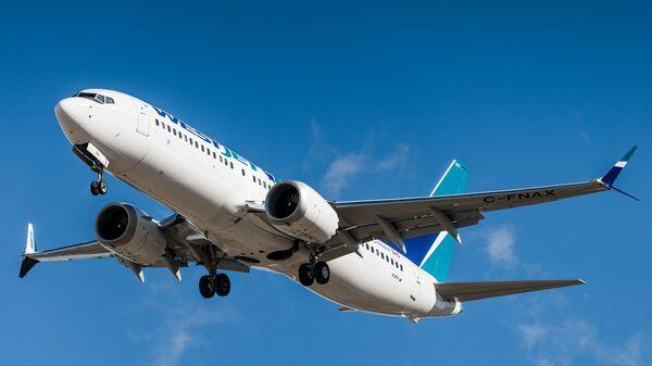 Samolot 737 MAX - Sputnik Polska