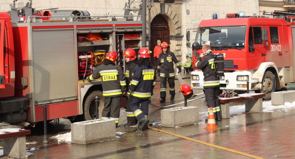 Straż pożarna w Polsce