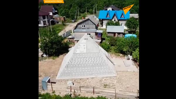 Piramidy - Sputnik Polska