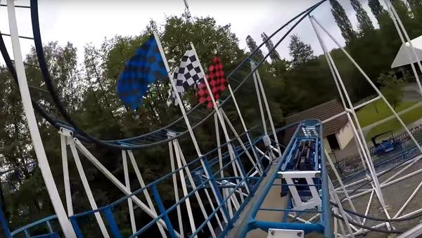 """Atrakcja """"Formuła 1 w parku rozrywki Saint-Paul we Francji - Sputnik Polska"""