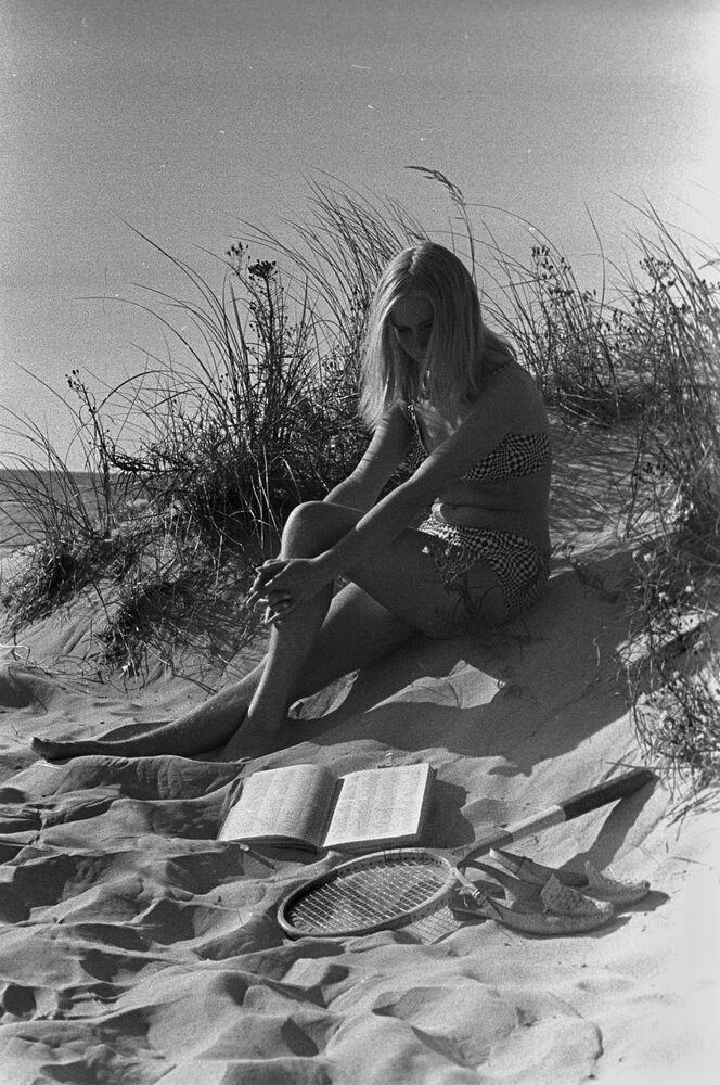 Dziewczyna w Rydze, 1968 rok