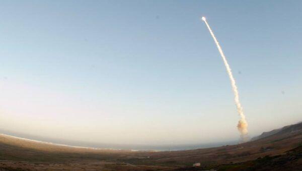 Pocisk balistyczny Minuteman III - Sputnik Polska