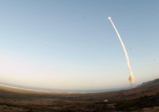 Pocisk balistyczny Minuteman III