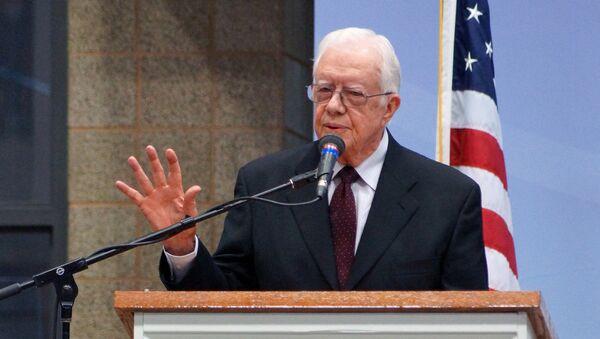 Jimmy Carter - Sputnik Polska