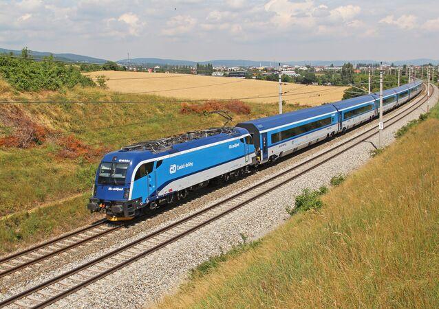 Czeski pociąg