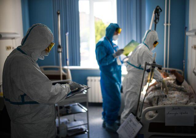 Szpital w Moskwie