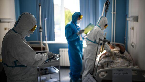 Szpital w Moskwie - Sputnik Polska