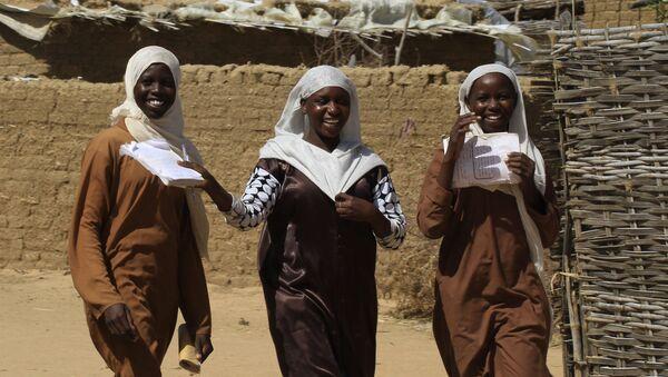 Kobiety w Sudanie - Sputnik Polska