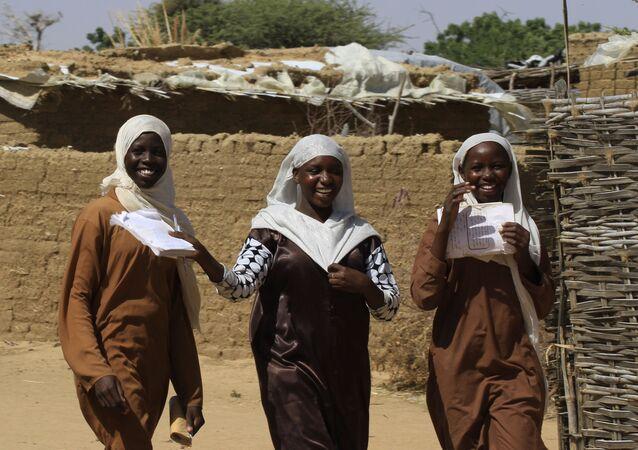 Kobiety w Sudanie