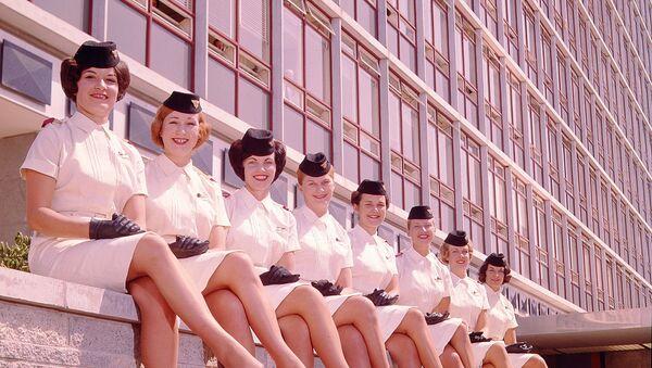Stewardessy linii National Airways Corporation, 1959 rok - Sputnik Polska