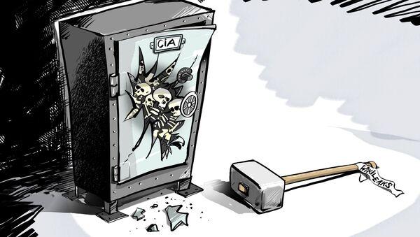 WikiLeaks weszła w posiadanie i opublikowała niektóre maile Komisji do Spraw Wywiadu USA - Sputnik Polska