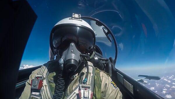 Operacja rosyjskich sił powietrznych w Syrii - Sputnik Polska
