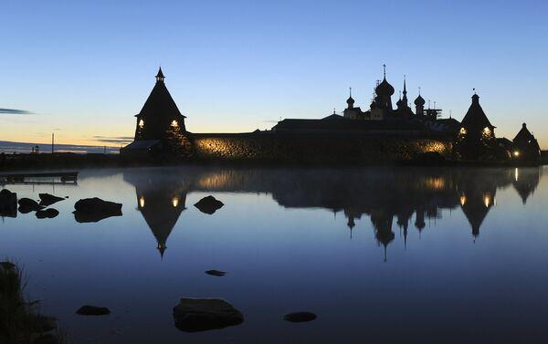 Wyspy Sołowieckie: święte miejsce i więzienie radzieckie - Sputnik Polska