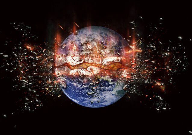 Eksplozja Ziemi