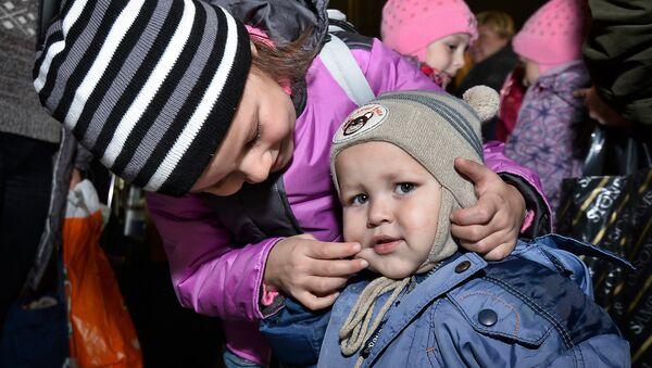 Dzieci - Sputnik Polska