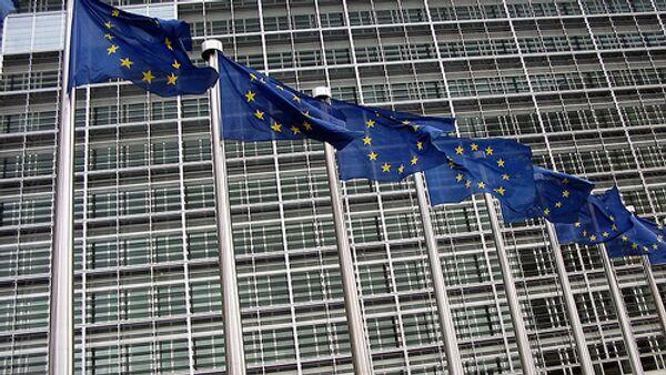 Flaga Unii Europejskiej - Sputnik Polska