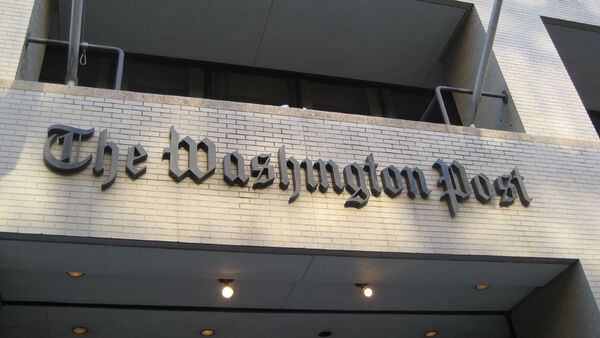 Biuro Washington Post  - Sputnik Polska